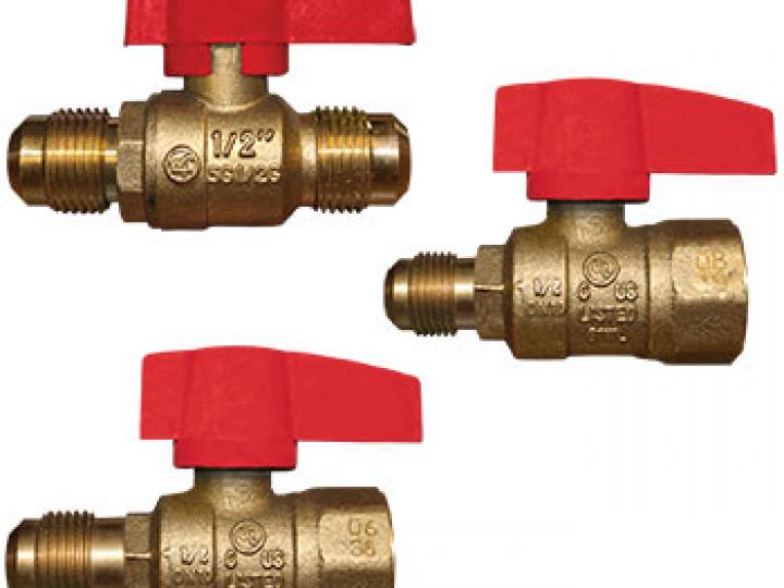 Fittings Flex Lines Gas Connectors Gas Valves