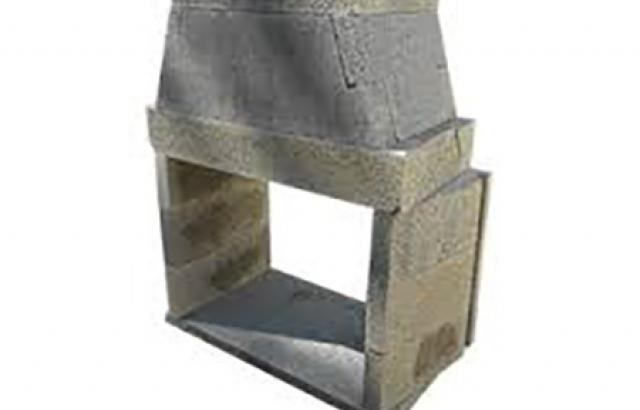 Masonry Fireplace Modular Masonry Fireplace Isokern See Through Refractory Masonry Fireplace