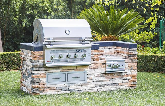 All Fuel BBQ Grill All Fuel Grill American Muscle Grill